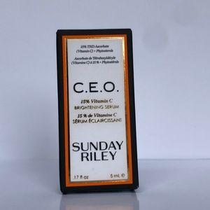 5/$25! SUNDAY RILEY C.E.O Vitamin C Serum